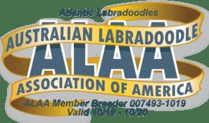 Atlantic Labradoodles ALAA Logo